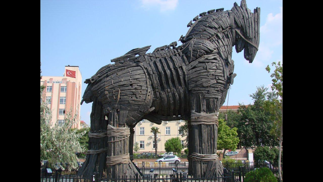 Jim Willie: China Planning Trojan Horse - YouTube  Jim Willie: Chi...