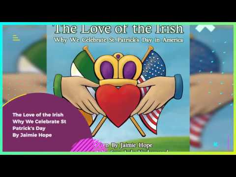 The Love of the Irish by Jamie Hope is now a Reading with Your Kids Certified Great Read!