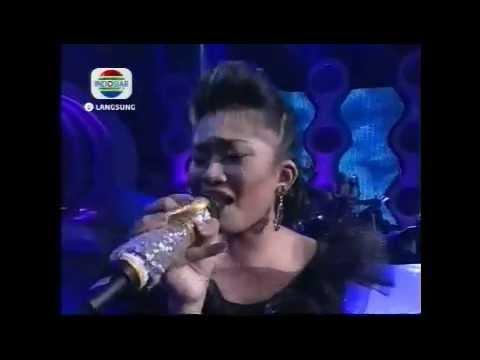 Dona - (Terguncang)  - Konser Final 6 Besar - DAcademy Indonesia