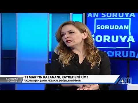 Murat Aksoy Ile Sorudan Soruya Konuklar Ayşen Aksakal Ve Burak Cop