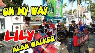 Alan Walker ON MY WAY & LILY Cover Oklik Bojonegoro New Laras …