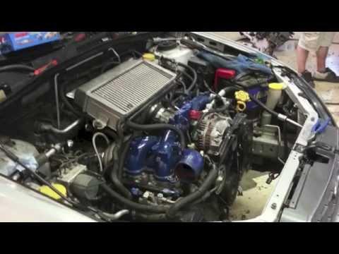 Built 2005 Subaru Outback XT STI Turbo 0-110mph