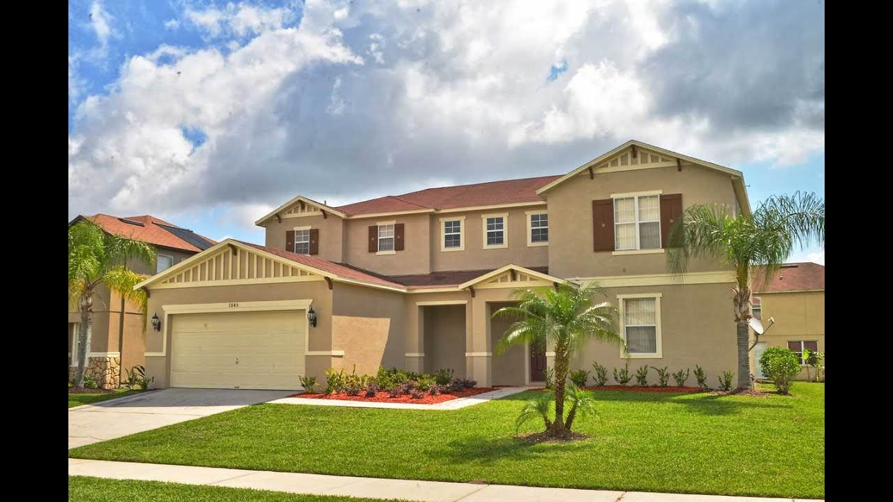 Property for sale - 1845 Delafield Dr, Winter Garden, FL 34787 - YouTube