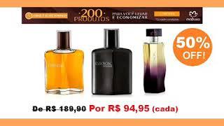 Promoção Natura são 200 Produtos Pela Metade do Preço!!!!
