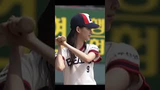 [서현] 강속구 투수 서현 vs 홈런 타자 서현 ⚾️