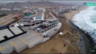 Lima 2019: conoce el nuevo Centro de Alto Rendimiento de Surf peruano