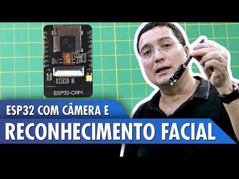 ESP32 com Câmera e Reconhecimento Facial