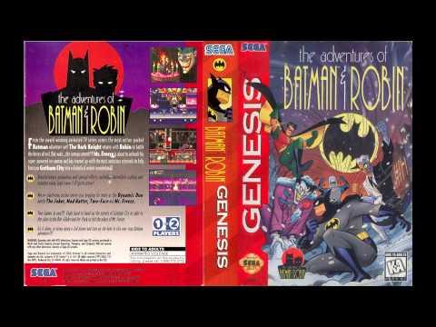 [SEGA Genesis Music] The Adventures of Batman and Robin - Full Original Soundtrack OST
