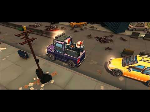 Deadly Convoy: Zombie Defenseのおすすめ画像1