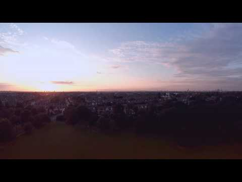Tooting Bec Common Park - Aerial Sunshine / Ending Episode