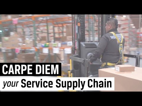 Reduce The Total Cost of Ownership, Optimize Your Service Supply Chain