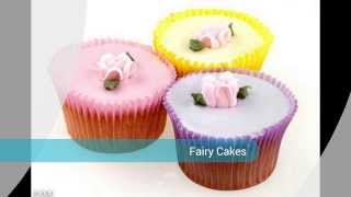 Easy To Make Fairy Cakes