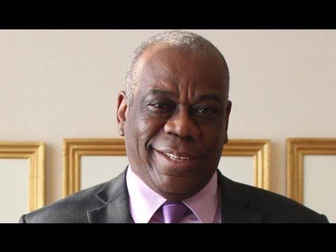 Douglas Barnes - British Consult General