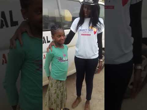 Project child Africa and mpjmodels reach out