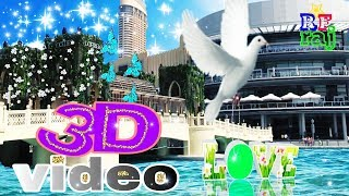 3D Wedding photo frame green screen 2019 HD video project 14 Rajufunnyraj