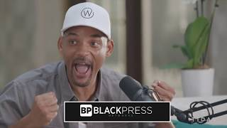 "Will Smith recalls iconic ""how come he don't want  me' scene + Being pushed by James Avery"