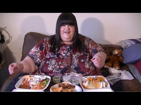 Mexican Food Mukbang (Eating Show)