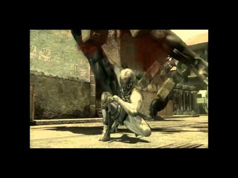 Metal Gear Solid 4 GMV (Freedom - Blood Stain Child)