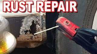 COMO REPARAR OXIDO |  how rust repair