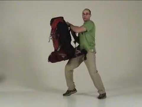 Backpacker's Gear School: Hoist a Heavy Pack