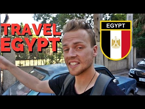 I LOVE EGYPT // You Should Travel Here (there are no tourists)