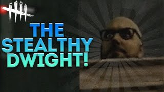 THE STEALTHY DWIGHT! (Dead by Daylight Random Moments Ep. 54)