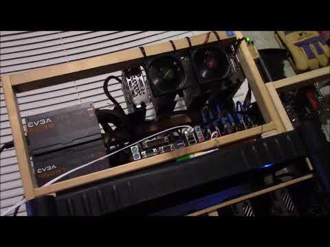 GTX 1060 6gb Mining Rig Power Consumption