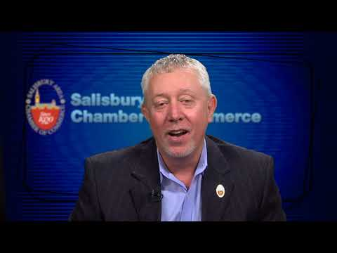 Chamber Chat Show 51 || Oct. 2017  Salisbury Area Chamber of Commerce