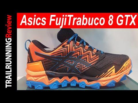 Asics FujiTrabuco 8 GTX Preview - El super clásico de Asics con membrana impermeable