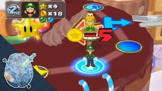 Mario Party 5 (Sweet Dream) - Part 4: You Can Check Out Anytime You Like