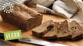 Darmfreundliches Brot - Vegan und glutenfrei