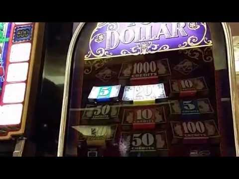 High Limit Top Dollar Slot Machine Hand Pay Jackpot As it Happens at 15 Dollars a Pull