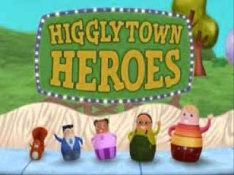 Higglytown Heroes Music Video