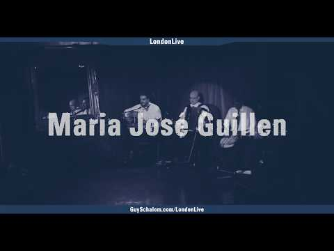 """María José Guíllen Performing @ LondonLive Festival 2017 """"Overture"""""""