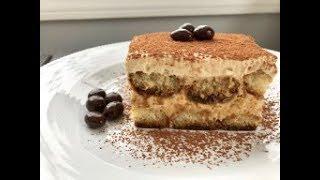 How  to Make Tiramisu! Classic Italian Dessert Recipe with Raihana