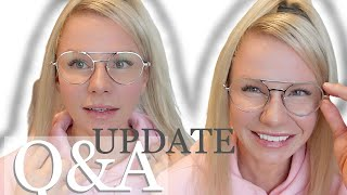 WE'RE BACK! **UPDATE / Q&A**
