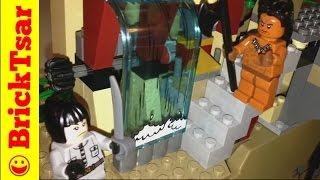 Lego Indiana Jones 7627 Temple of the Crystal Skull from Kingdom of Crystal Skull 2008