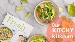Chicken Soup with Donal Skehan // Living Deliciously