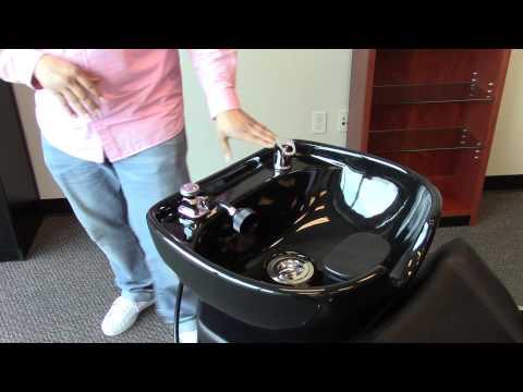 AMAZON Shampoo Backwash Unit By AGS BEAUTY