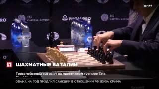 Сергей Карякин и Магнус Карлсен вновь встретятся за шахматной доской