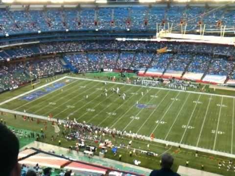 Colts vs Bills pre-season game with my wonderful girlfriend Ashley.