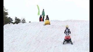 Муравленко на два дня стал центром снегоходного спорта России