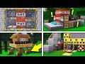 20 Redstone Creations That Will Blow Your Mind!