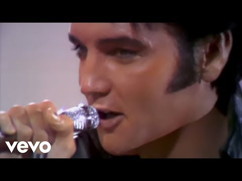 Medley: Heartbreak Hotel / Hound Dog / All Shook Up ('68 Comeback Special 50th Annivers...