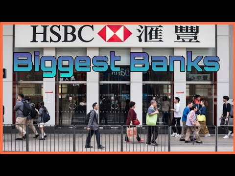 Top 10 Biggest Banks in the World