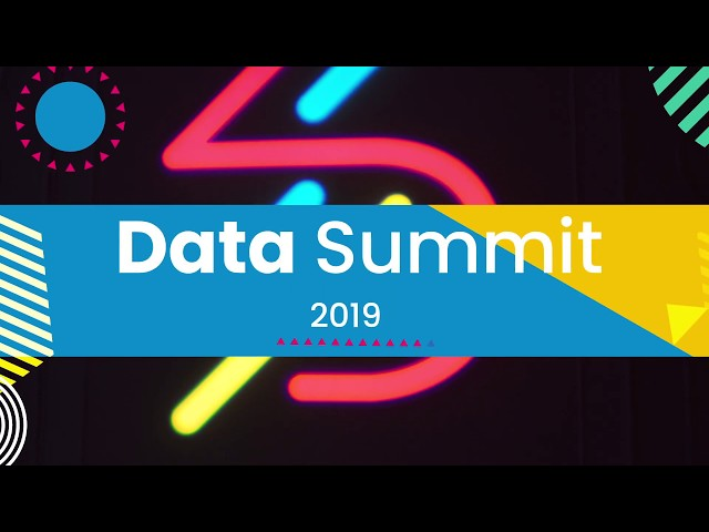 #DataSummit19 Highlights