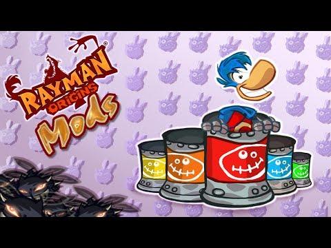 Rayman Origins: Rayman 3 Hoodlum Havoc  (Request For Purple Demon)