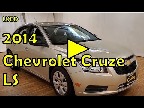 2014   Chevrolet Cruze LS   #Carvision