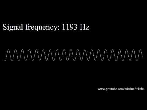 Тест для ушей. 20Hz to 20kHz (Human Audio Spectrum)