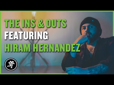 Hiram Hernandez - The Ins & Outs With Mackie Episode 209